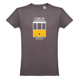 T-shirt eléctrico