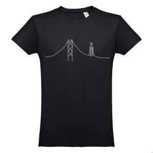 T-shirt ponte