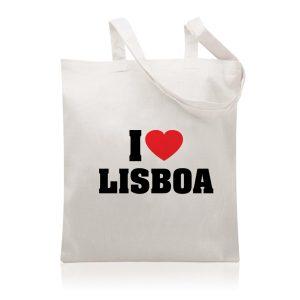 Saco I love Lisboa
